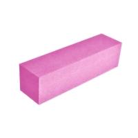 Polijstblok bundel 10 st. roze 9,2 cm grit 120|120