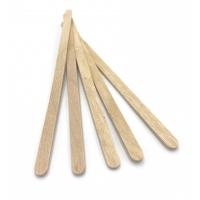 ItalWax Houten wax spatels small 100 stuks